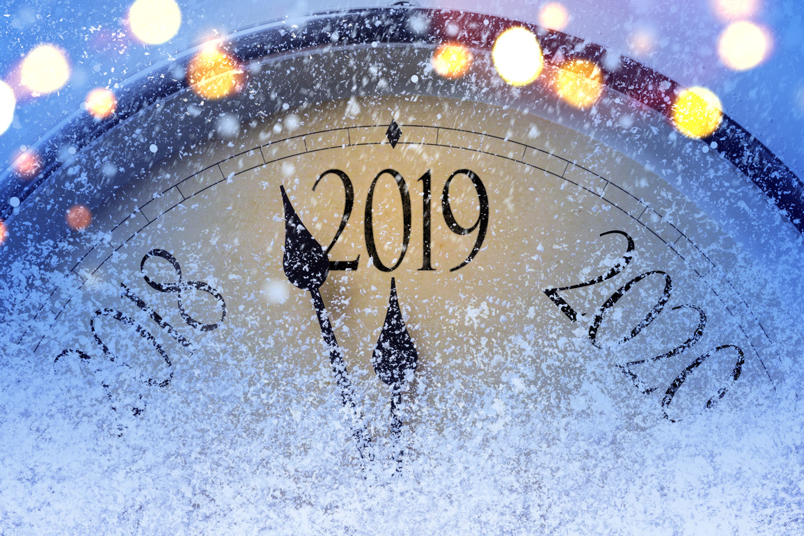 2019 New Year's Resolutions – Time to Finally Execute that Estate Plan!
